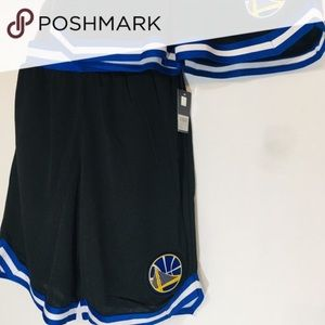 Golden Sate Warriors Basketball Shorts